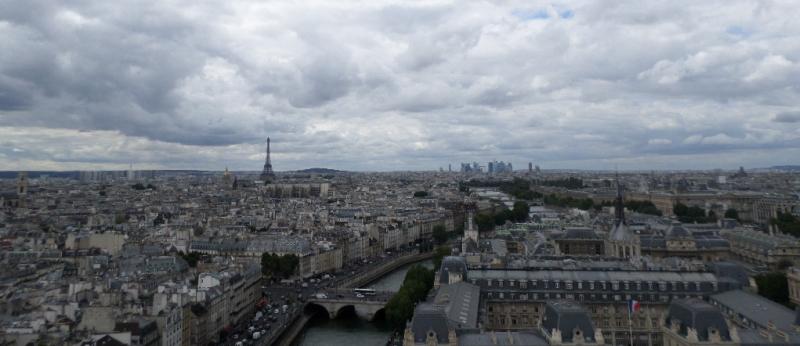 cinci despre paris