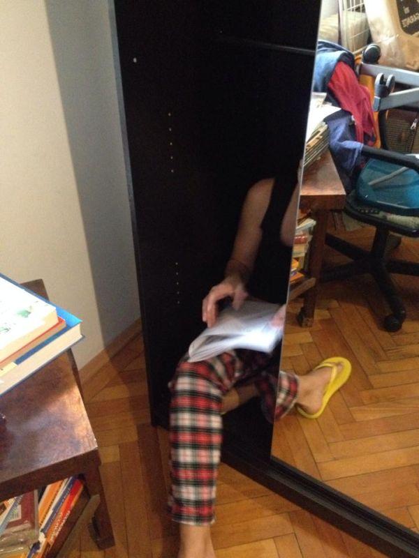 Cum am montat primul meu dulap de la Ikea