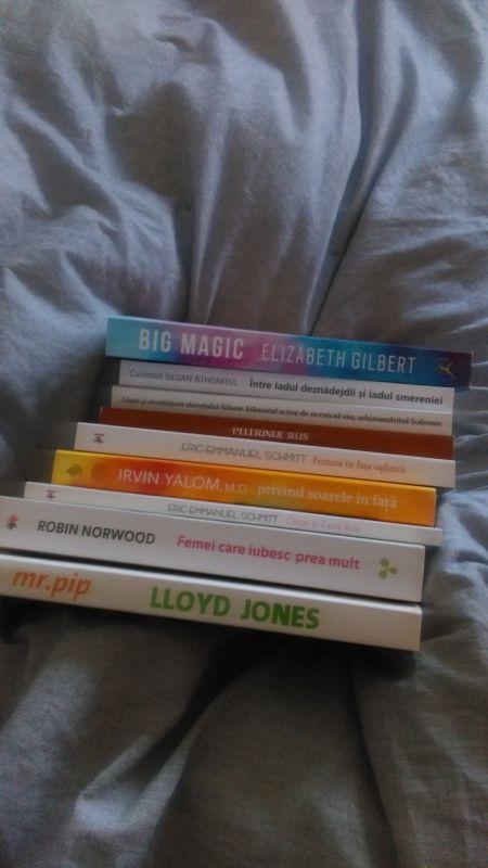 iarna cititului. carti, carti