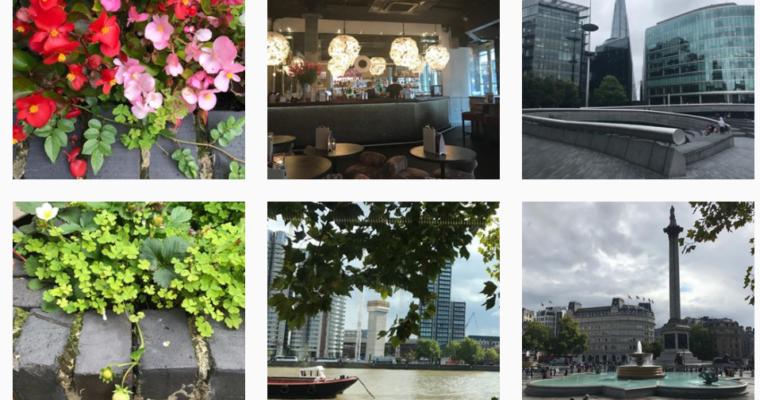 Poveste scurta pentru 1 an de Londra