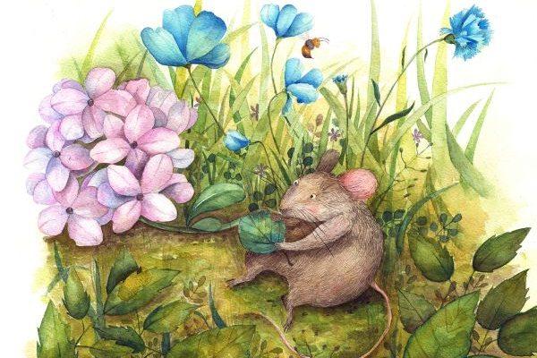 Cu propriile maini – Alexia Udriste – Freelance Illustrator