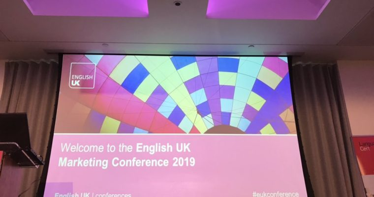 3 ideas from EnglishUK Marketing Conference (for digital marketers)